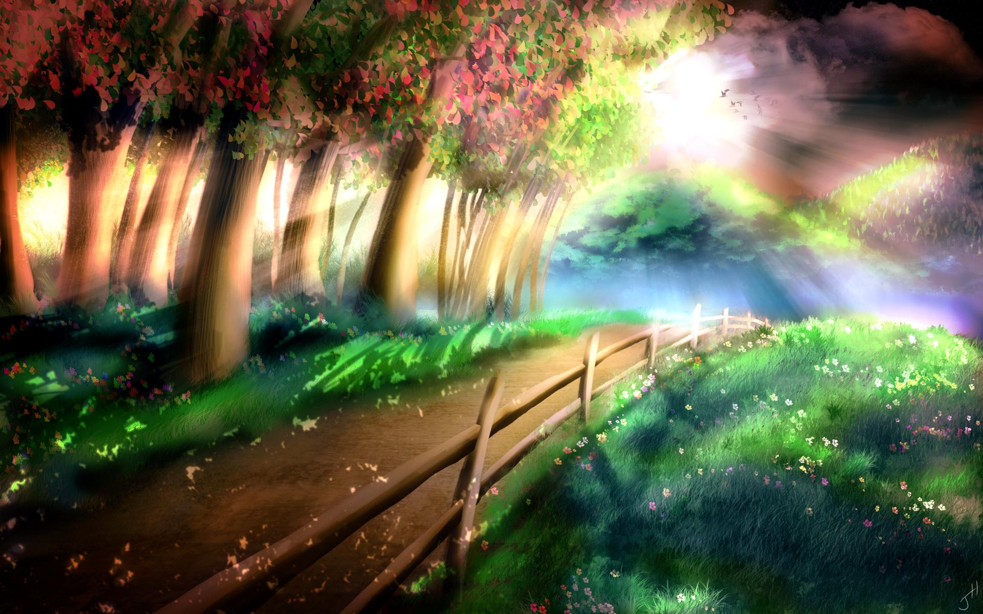 Road to Fantasia