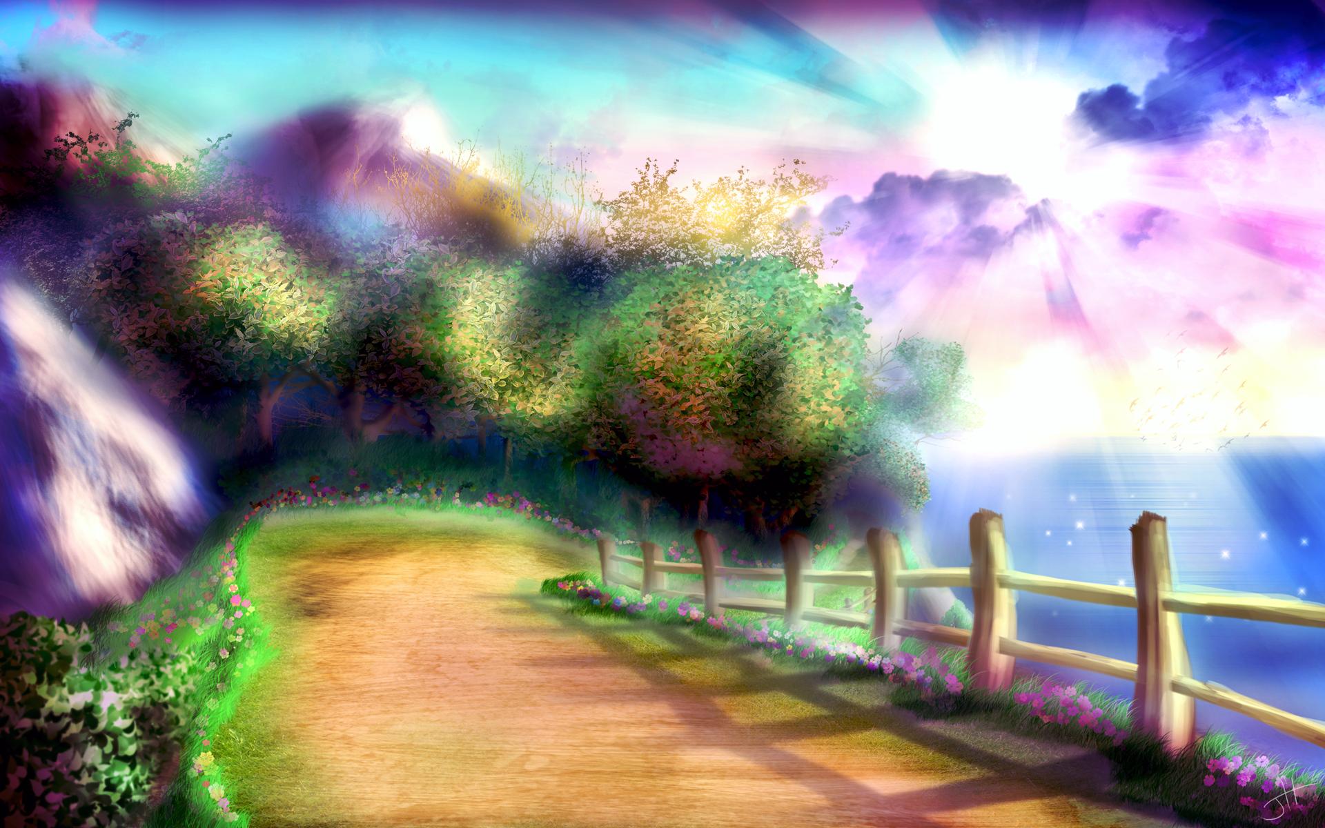The Coastal Pathway